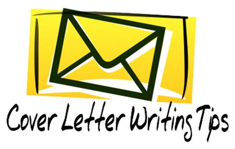 Cover letter sample for writers